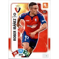 Rober Ibáñez Osasuna 264 Adrenalyn XL Liga Santader 2019-20