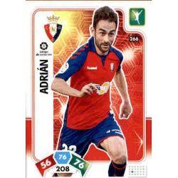 Adrián Osasuna 266 Adrenalyn XL Liga Santader 2019-20
