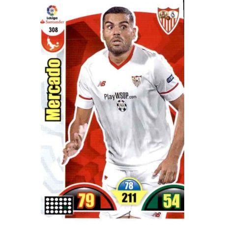 Mercado Sevilla 308 Cards Básicas 2017-18