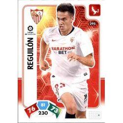 Sergio Reguilón Sevilla 295 Adrenalyn XL Liga Santader 2019-20