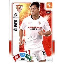 Óliver Torres Sevilla 300 Adrenalyn XL Liga Santader 2019-20