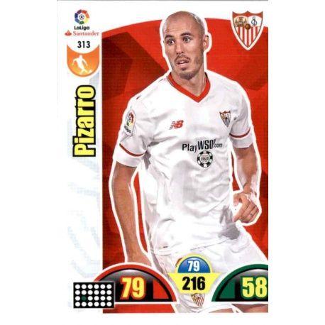 Pizarro Sevilla 313 Cards Básicas 2017-18