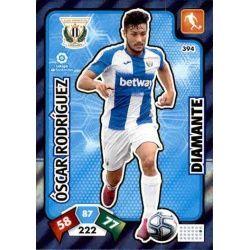Óscar Rodriguez Diamantes 394 Adrenalyn XL Liga Santader 2019-20