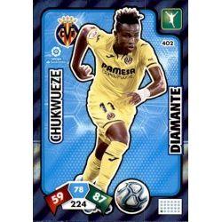 Samuel Chukwueze Diamantes 402 Adrenalyn XL Liga Santader 2019-20
