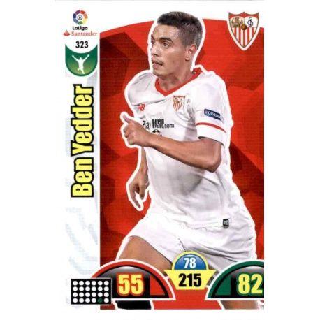 Ben Yedder Sevilla 323 Cards Básicas 2017-18