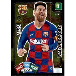 Lionel Messi Balón de Oro 458 Leo Messi