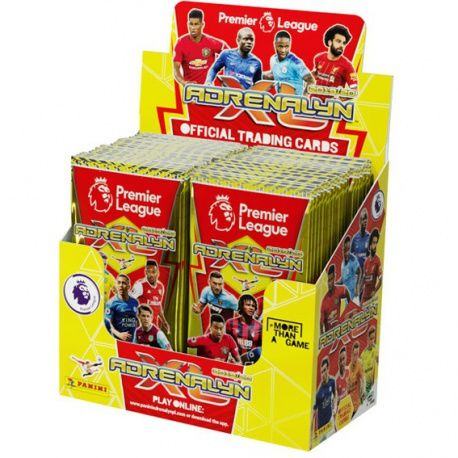 Caja Panini Adrenalyn XL Premier League 2019-20 Cajas de Cromos