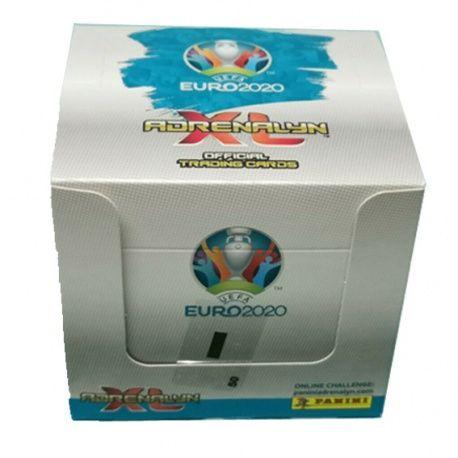Caja Panini Adrenalyn XL Uefa Euro 2020 Cajas de Cromos