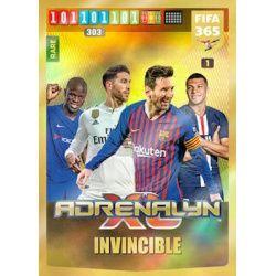 Invincible Card 1FIFA 365 Adrenalyn XL 2020