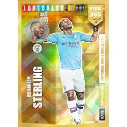Raheem Sterling Top Master Manchester City 5FIFA 365 Adrenalyn XL 2020