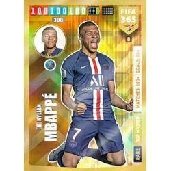 Kylian Mbappé Top Master PSG 8FIFA 365 Adrenalyn XL 2020