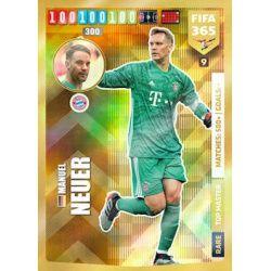 Manuel Neuer Top Master Bayern München 9FIFA 365 Adrenalyn XL 2020