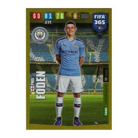 Fifa 365 cards 2021-235 phil Foden Wonder Kid