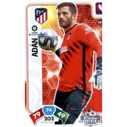 Antonio Adán Atlético de Madrid 38