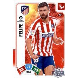 Felipe Atlético de Madrid 42