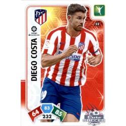 Diego Costa Atlético de Madrid 52