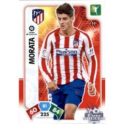 Álvaro Morata Atlético de Madrid 53