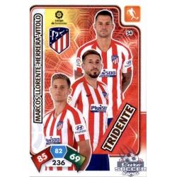 Tridente Atlético de Madrid 54