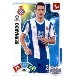Bernardo Espinosa Espanyol 132 Adrenalyn XL Liga Santader 2019-20