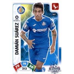 Damián Suárez Getafe 147 Adrenalyn XL Liga Santader 2019-20