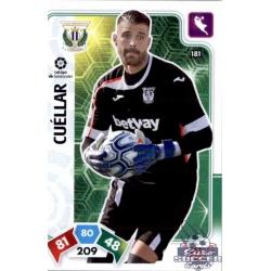 Iván Cuéllar Leganés 181 Adrenalyn XL Liga Santader 2019-20