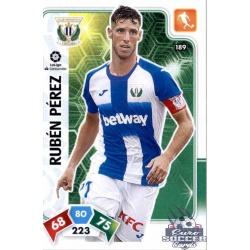 Rubén Pérez Leganés 189 Adrenalyn XL Liga Santader 2019-20