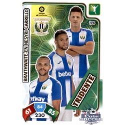 Tridente Leganés 198 Adrenalyn XL Liga Santader 2019-20