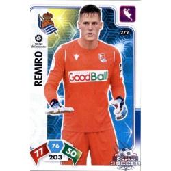 Álex Remiro Real Sociedad 272 Adrenalyn XL Liga Santader 2019-20