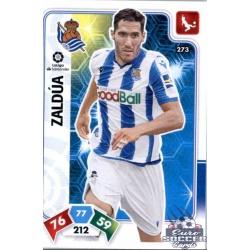 Joseba Zaldúa Real Sociedad 273 Adrenalyn XL Liga Santader 2019-20