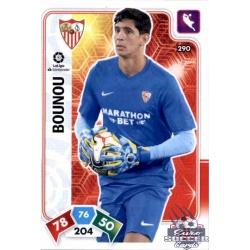Bounou Sevilla 290 Adrenalyn XL Liga Santader 2019-20