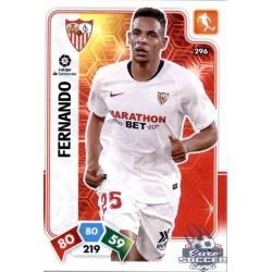 Fernando Sevilla 296 Adrenalyn XL Liga Santader 2019-20