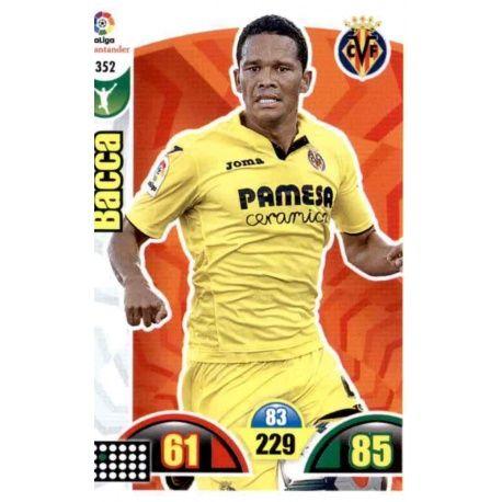 Bacca Villarreal 352 Cards Básicas 2017-18