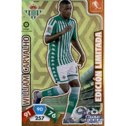 William Carvalho Edición Limitada