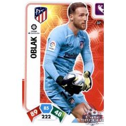 Jan Oblak Atlético de Madrid 37