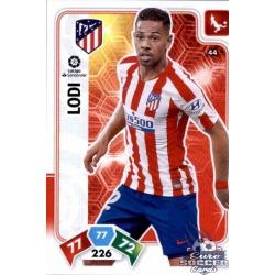 Renan Lodi Atlético de Madrid 44
