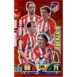 Atlético de Madrid Fuerza 4 397