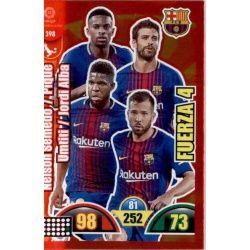 Barcelona Fuerza 4 398