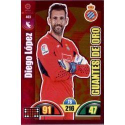 Diego López Guantes de Oro 403
