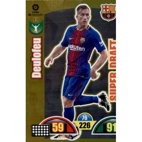Deulofeu Super Draft 410 Super Draft 2017-18