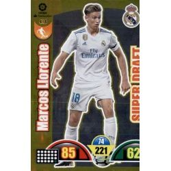 Marcos Llorente Super Draft 418