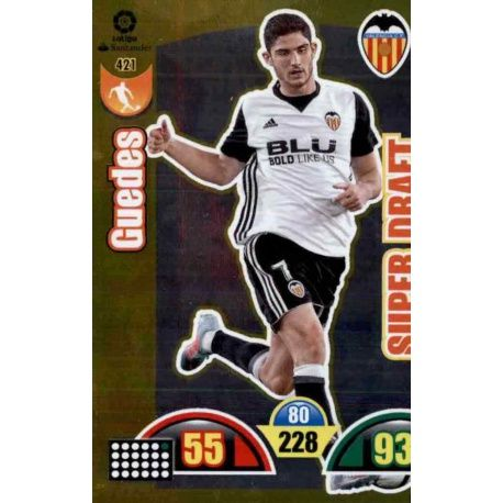 Guedes Super Draft 421Super Draft 2017-18