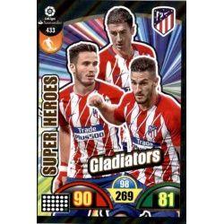 Gladiators Super Heroes 433