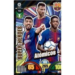 Atómicos Super Heroes 435
