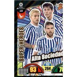 Alta Sociedad Super Heroes 439