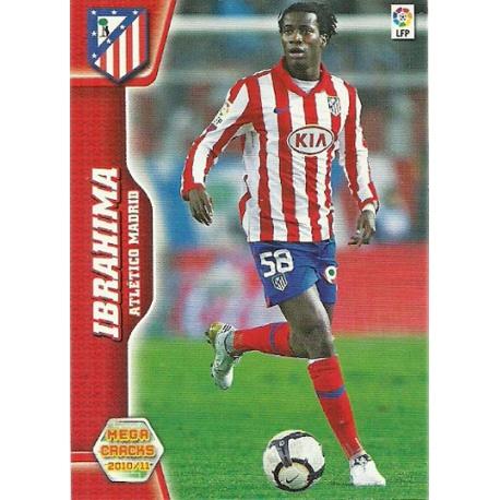 Ibrahima Atlético Madrid 52 Megacracks 2010-11