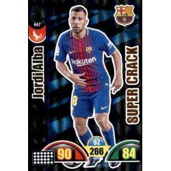 Jordi Alba Super Crack 447