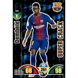 Dembelé Super Crack 449