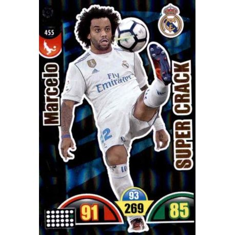 Marcelo Super Crack 455 Super Crack 2017-18