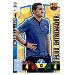 Ernesto Valverde Plus Entrenador 473