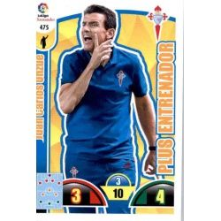 Juan Carlos Unzué Plus Entrenador 475